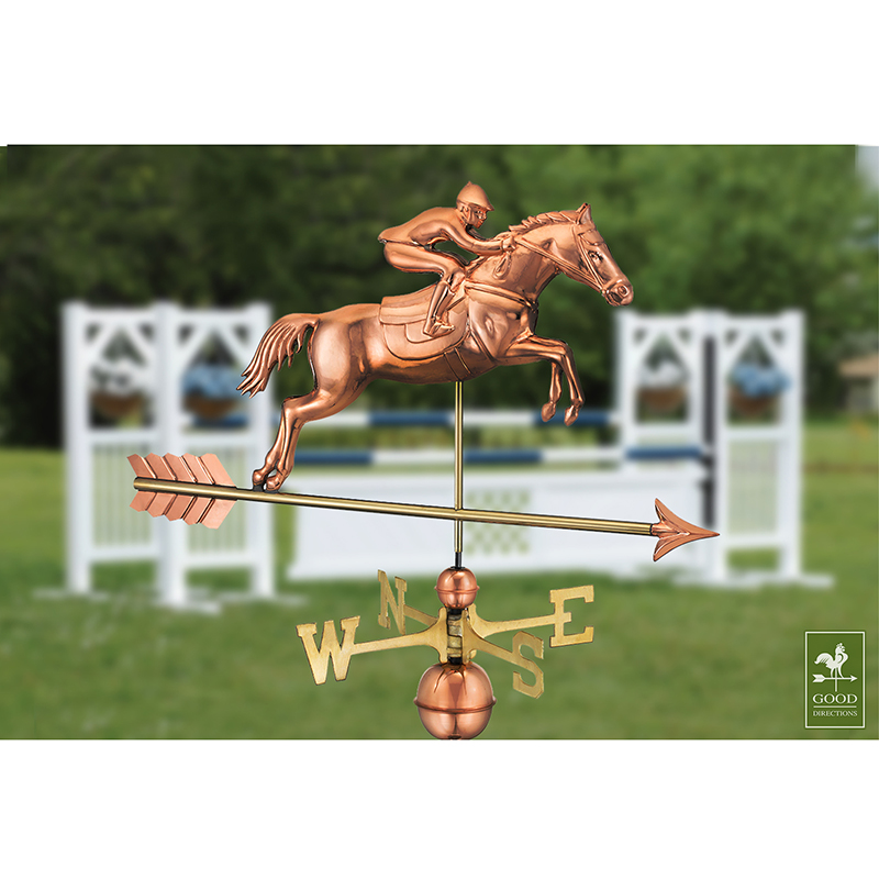 1912P_Jumping Horse and Rider_Polished_Theme 5