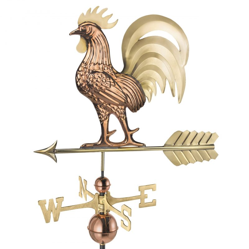 1973B_Proud Rooster_Polished and Brass_Silo 1