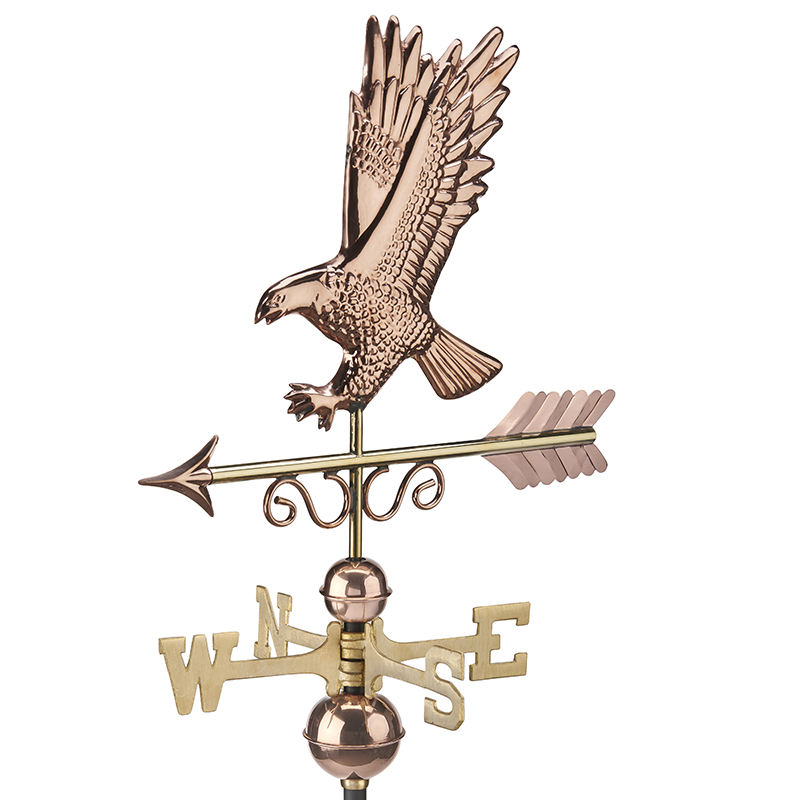 1979P_Majestic Eagle Weathervane_Silo 1