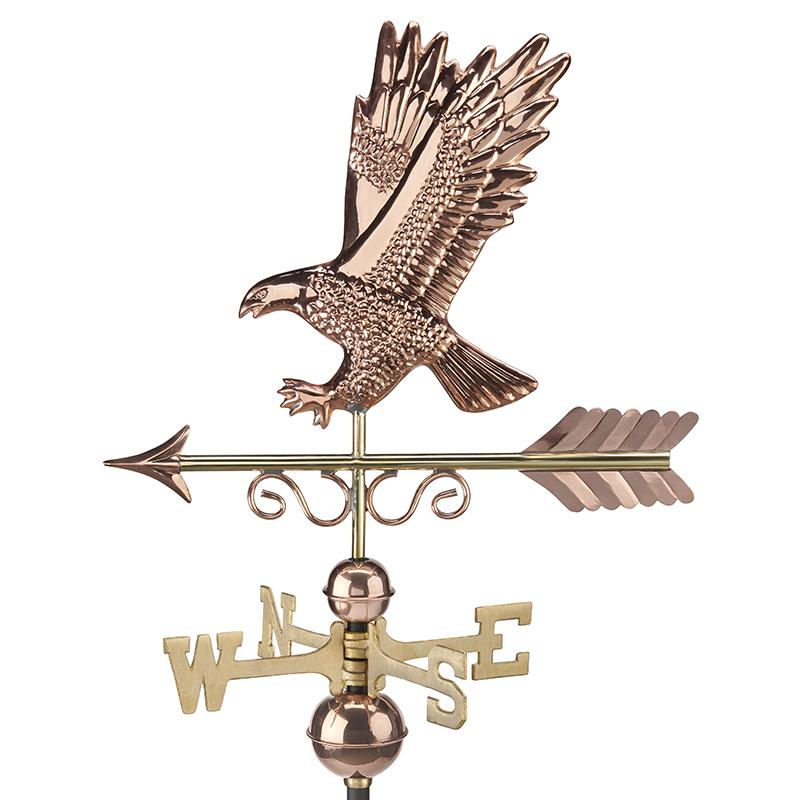 1979P_Majestic Eagle Weathervane_Silo 2