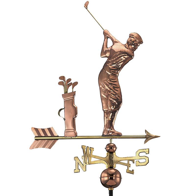 561P_Golfer_Polished_Silo 1