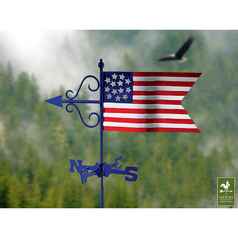 836G_Garden Americana Flag_Theme 4