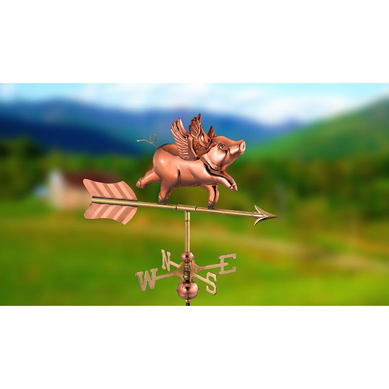 8840PG_Garden Flying Pig_Polished_Theme 3