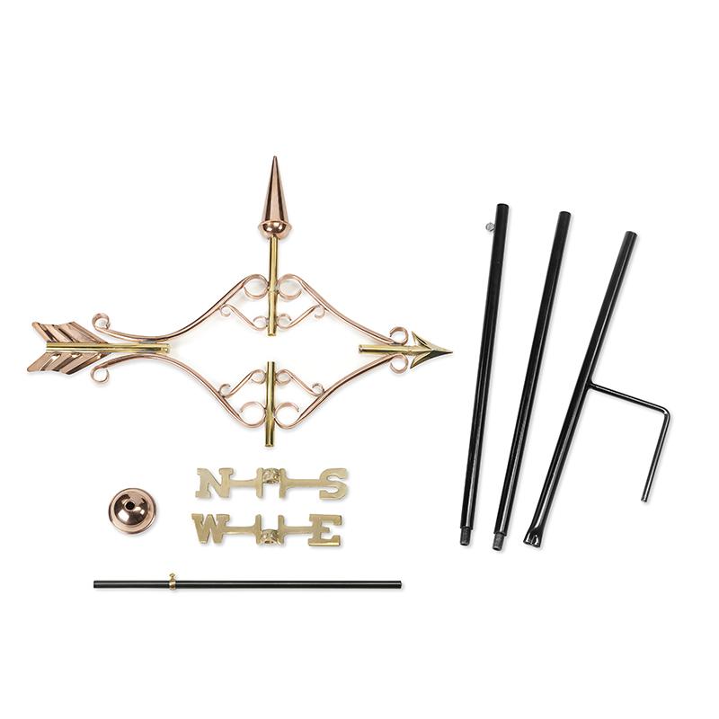 8842PG_Victorian Arrow_Components 2