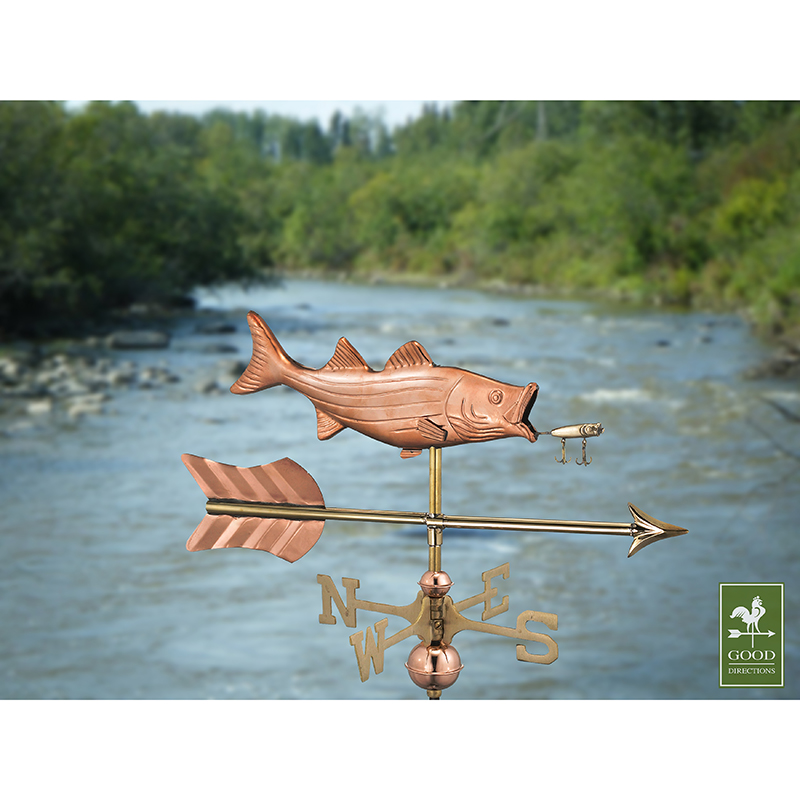 8847PAG_Garden Bass with Lure and Arrow_Polished_Theme 3