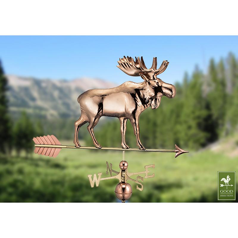 9557PA_Moose with Arrow_Polished_Theme 3