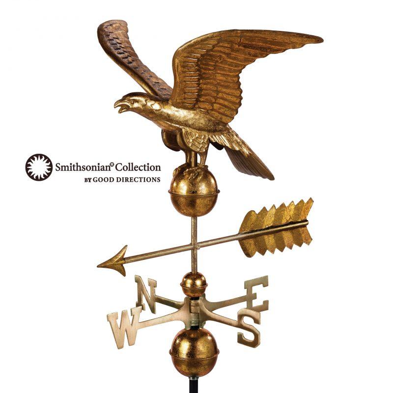 955GL_Smithsonian Eagle_Golden Leaf_Silo 1