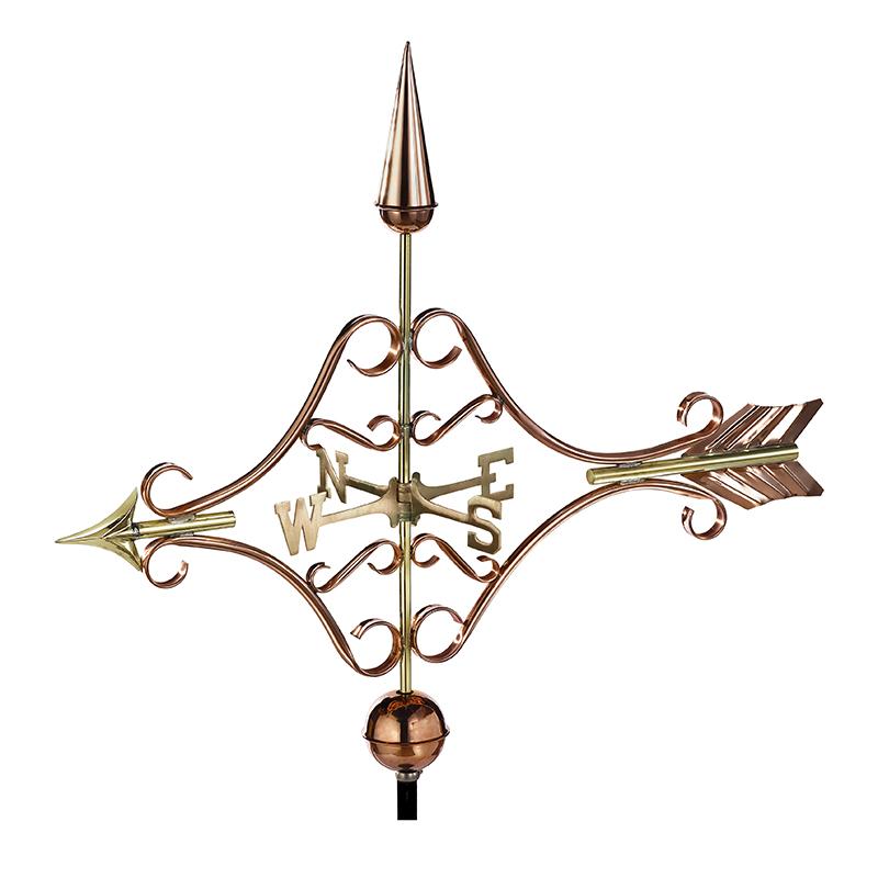 9642P_Victorian Arrow_Polished_Silo 1