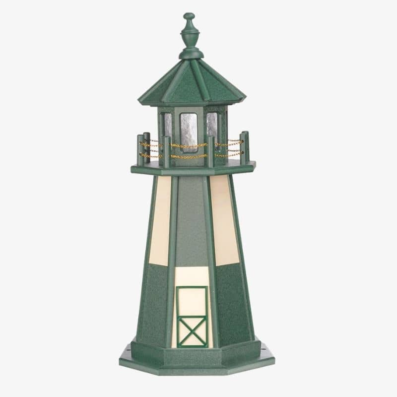 LH 3′ cape henry green & ivory
